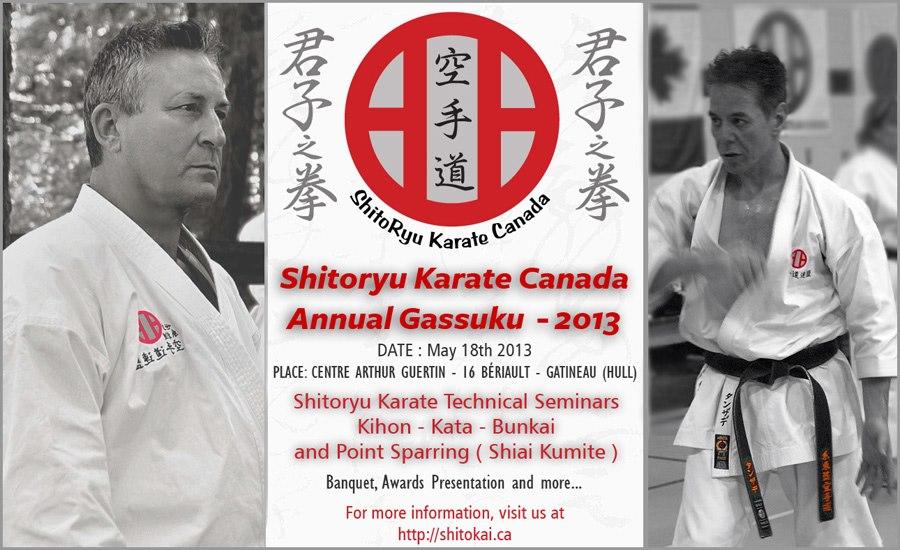 SKC Annual Gasshuku 2013