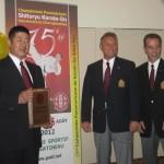 Iwata Sensei Seminar May 2012