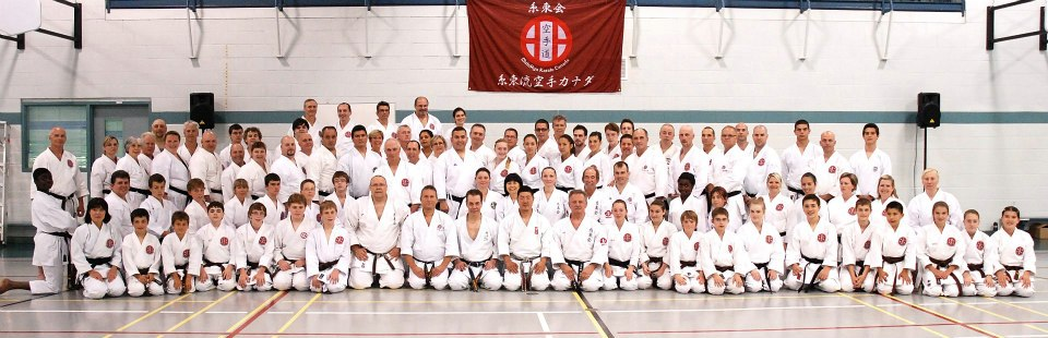 Iwata Sensei Seminar May 2012 - Group Photo