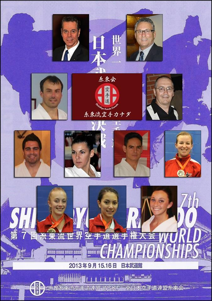 SKC at 7th WSKF 2013 - Tokyo Japan