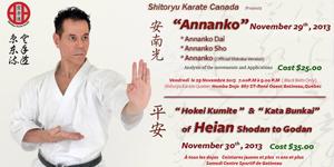 Annanko Seminar