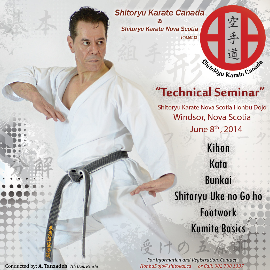 Nova Scotia  Seminar  June 2014