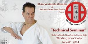 Nova Scotia Technical Seminar 2014