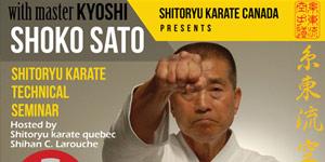 Shoko Sato Seminar