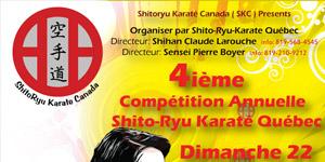 4ième Compétition Annuelle