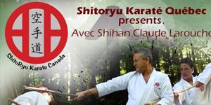 Séminaire technique Avec Shihan Claude Larouche
