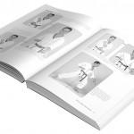 Shitoryu Karate book by Sensei Tanzadeh - Gedan Harai Uke or Gedan Barai