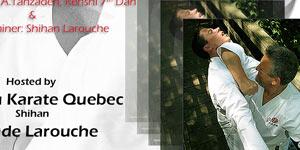 """Official SKC Dan Examination """"Quebec Region"""""""