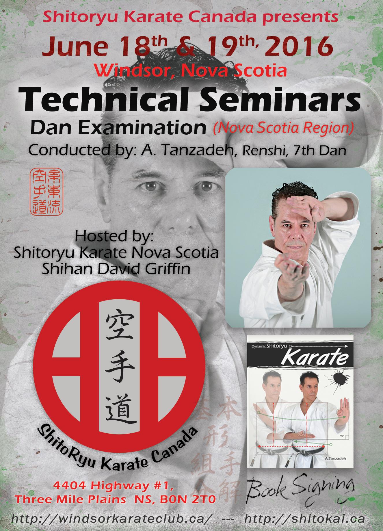 Shitoryu Seminar by Tanzadeh