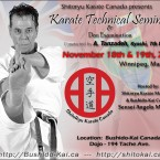 Technical Seminar by Tanzadeh Kyoshi