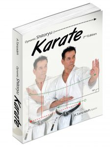 Shitoryu Karate book by Kyoshi Tanzadeh