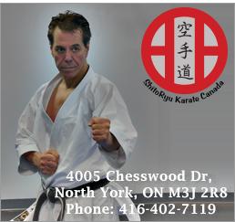 Shitoryu Karate Canada - Honbu Dojo